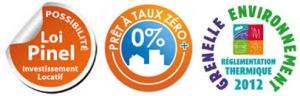 Loi Pinel-Prêt Taux Zero - RT12